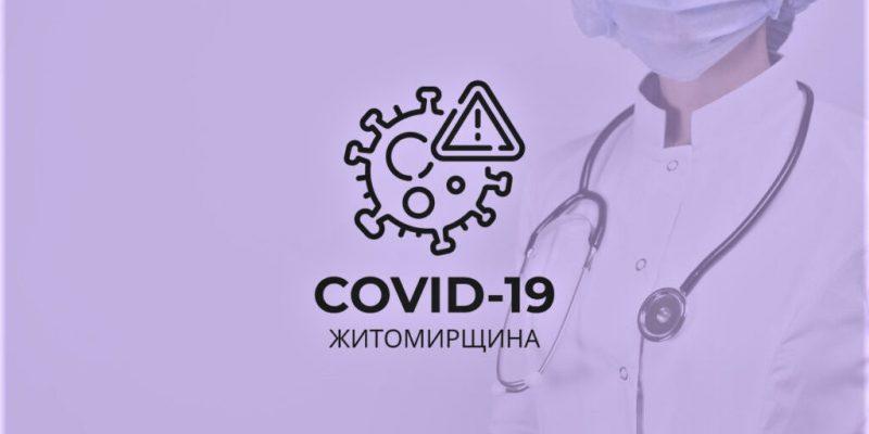 COVID-Zhytomyrchshyna